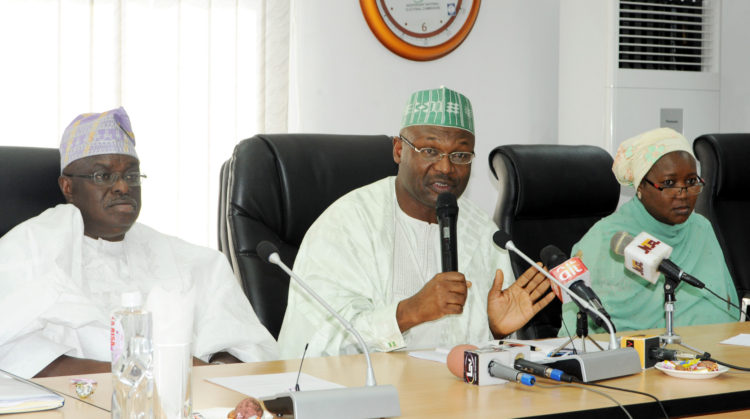 Why I set up a separate committee to handle election logistics... Mahmood Yakubu